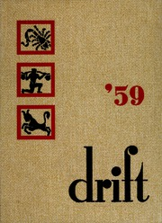 Page 1, 1959 Edition, Butler University - Carillon / Drift Yearbook (Indianapolis, IN) online yearbook collection