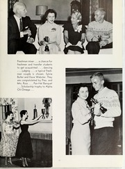 Page 15, 1959 Edition, Butler University - Carillon / Drift Yearbook (Indianapolis, IN) online yearbook collection