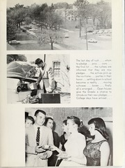 Page 17, 1959 Edition, Butler University - Carillon / Drift Yearbook (Indianapolis, IN) online yearbook collection