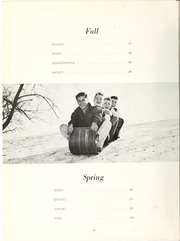 Page 8, 1959 Edition, Butler University - Carillon / Drift Yearbook (Indianapolis, IN) online yearbook collection