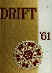 Page 1, 1961 Edition, Butler University - Carillon / Drift Yearbook (Indianapolis, IN) online yearbook collection