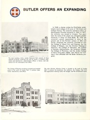 Page 10, 1961 Edition, Butler University - Carillon / Drift Yearbook (Indianapolis, IN) online yearbook collection