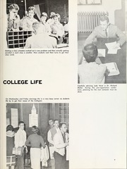 Page 13, 1961 Edition, Butler University - Carillon / Drift Yearbook (Indianapolis, IN) online yearbook collection