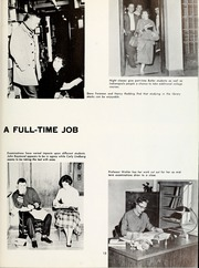 Page 17, 1961 Edition, Butler University - Carillon / Drift Yearbook (Indianapolis, IN) online yearbook collection