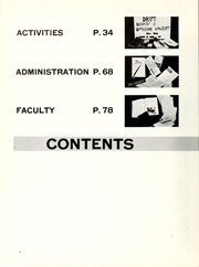 Page 8, 1961 Edition, Butler University - Carillon / Drift Yearbook (Indianapolis, IN) online yearbook collection