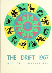 Page 1, 1967 Edition, Butler University - Carillon / Drift Yearbook (Indianapolis, IN) online yearbook collection