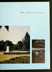 Page 13, 1967 Edition, Butler University - Carillon / Drift Yearbook (Indianapolis, IN) online yearbook collection