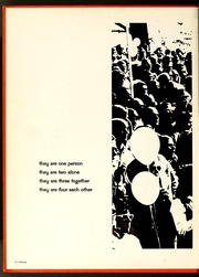 Page 6, 1970 Edition, Butler University - Carillon / Drift Yearbook (Indianapolis, IN) online yearbook collection