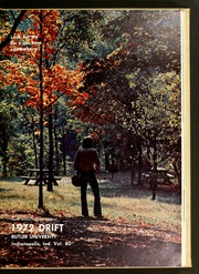 Page 5, 1972 Edition, Butler University - Carillon / Drift Yearbook (Indianapolis, IN) online yearbook collection