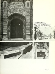 Page 13, 1974 Edition, Butler University - Carillon / Drift Yearbook (Indianapolis, IN) online yearbook collection