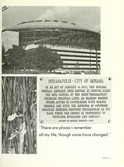 Page 9, 1974 Edition, Butler University - Carillon / Drift Yearbook (Indianapolis, IN) online yearbook collection