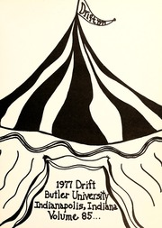 Page 5, 1977 Edition, Butler University - Carillon / Drift Yearbook (Indianapolis, IN) online yearbook collection