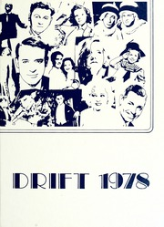 Butler University - Carillon / Drift Yearbook (Indianapolis, IN) online yearbook collection, 1978 Edition, Page 1