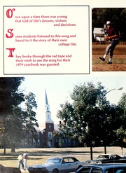 Page 6, 1979 Edition, Butler University - Carillon / Drift Yearbook (Indianapolis, IN) online yearbook collection
