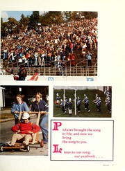 Page 7, 1979 Edition, Butler University - Carillon / Drift Yearbook (Indianapolis, IN) online yearbook collection