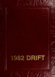 Butler University - Carillon / Drift Yearbook (Indianapolis, IN) online yearbook collection, 1982 Edition, Page 1