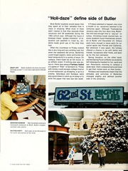 Page 12, 1982 Edition, Butler University - Carillon / Drift Yearbook (Indianapolis, IN) online yearbook collection