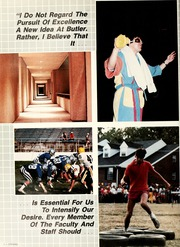 Page 12, 1984 Edition, Butler University - Carillon / Drift Yearbook (Indianapolis, IN) online yearbook collection