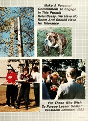 Page 13, 1984 Edition, Butler University - Carillon / Drift Yearbook (Indianapolis, IN) online yearbook collection