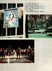 Page 15, 1984 Edition, Butler University - Carillon / Drift Yearbook (Indianapolis, IN) online yearbook collection