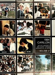 Page 5, 1984 Edition, Butler University - Carillon / Drift Yearbook (Indianapolis, IN) online yearbook collection