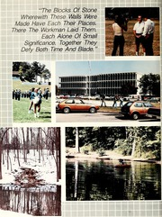 Page 6, 1984 Edition, Butler University - Carillon / Drift Yearbook (Indianapolis, IN) online yearbook collection