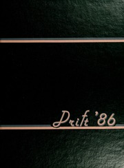 Page 1, 1986 Edition, Butler University - Carillon / Drift Yearbook (Indianapolis, IN) online yearbook collection