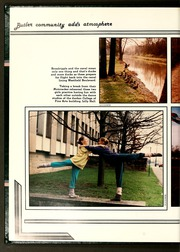 Page 10, 1986 Edition, Butler University - Carillon / Drift Yearbook (Indianapolis, IN) online yearbook collection