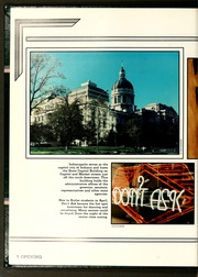Page 12, 1986 Edition, Butler University - Carillon / Drift Yearbook (Indianapolis, IN) online yearbook collection