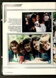 Page 16, 1986 Edition, Butler University - Carillon / Drift Yearbook (Indianapolis, IN) online yearbook collection