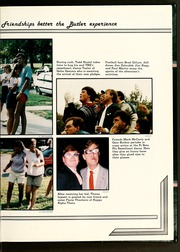 Page 17, 1986 Edition, Butler University - Carillon / Drift Yearbook (Indianapolis, IN) online yearbook collection