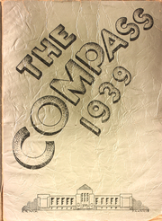 Page 1, 1939 Edition, Kensington High School - Compass Yearbook (Buffalo, NY) online yearbook collection
