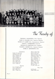 Page 14, 1939 Edition, Kensington High School - Compass Yearbook (Buffalo, NY) online yearbook collection