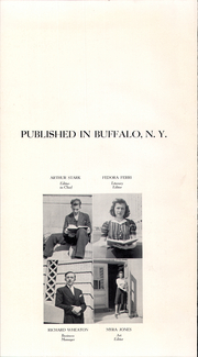 Page 6, 1939 Edition, Kensington High School - Compass Yearbook (Buffalo, NY) online yearbook collection
