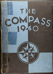 Page 1, 1940 Edition, Kensington High School - Compass Yearbook (Buffalo, NY) online yearbook collection