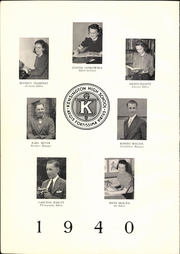 Page 8, 1940 Edition, Kensington High School - Compass Yearbook (Buffalo, NY) online yearbook collection