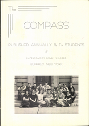 Page 9, 1940 Edition, Kensington High School - Compass Yearbook (Buffalo, NY) online yearbook collection