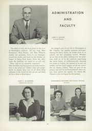 Page 14, 1948 Edition, Kensington High School - Compass Yearbook (Buffalo, NY) online yearbook collection