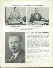 Page 16, 1954 Edition, Kensington High School - Compass Yearbook (Buffalo, NY) online yearbook collection