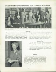 Page 18, 1954 Edition, Kensington High School - Compass Yearbook (Buffalo, NY) online yearbook collection