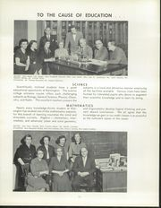 Page 19, 1954 Edition, Kensington High School - Compass Yearbook (Buffalo, NY) online yearbook collection