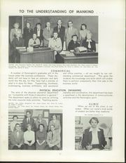 Page 21, 1954 Edition, Kensington High School - Compass Yearbook (Buffalo, NY) online yearbook collection