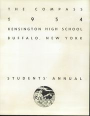 Page 7, 1954 Edition, Kensington High School - Compass Yearbook (Buffalo, NY) online yearbook collection