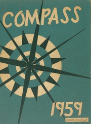 Page 1, 1959 Edition, Kensington High School - Compass Yearbook (Buffalo, NY) online yearbook collection