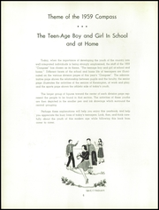 Page 10, 1959 Edition, Kensington High School - Compass Yearbook (Buffalo, NY) online yearbook collection