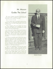 Page 15, 1959 Edition, Kensington High School - Compass Yearbook (Buffalo, NY) online yearbook collection