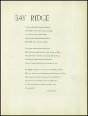 Page 11, 1943 Edition, Bay Ridge High School - Maroon and White Yearbook (Brooklyn, NY) online yearbook collection