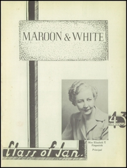 Page 5, 1943 Edition, Bay Ridge High School - Maroon and White Yearbook (Brooklyn, NY) online yearbook collection
