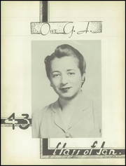 Page 8, 1943 Edition, Bay Ridge High School - Maroon and White Yearbook (Brooklyn, NY) online yearbook collection