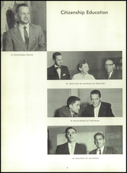 Page 12, 1960 Edition, Plainview High School - Gull Yearbook (Plainview, NY) online yearbook collection